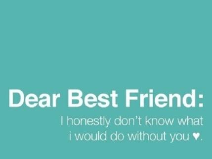 best friend 1